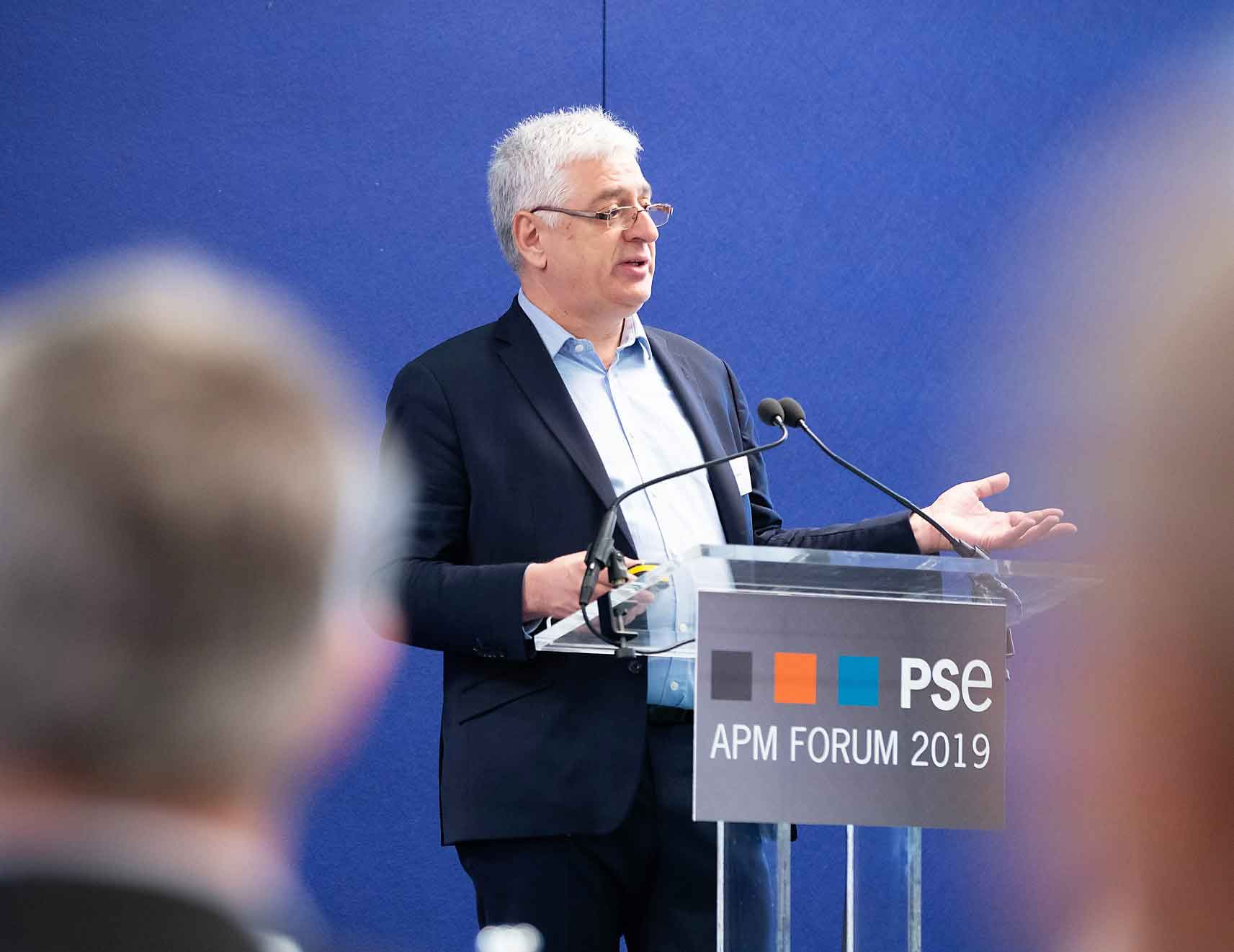Prof. Costas Pantelides, PSE MD at APM Forum 2019